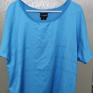 Lane Bryant Jewel Front Tee Shirt
